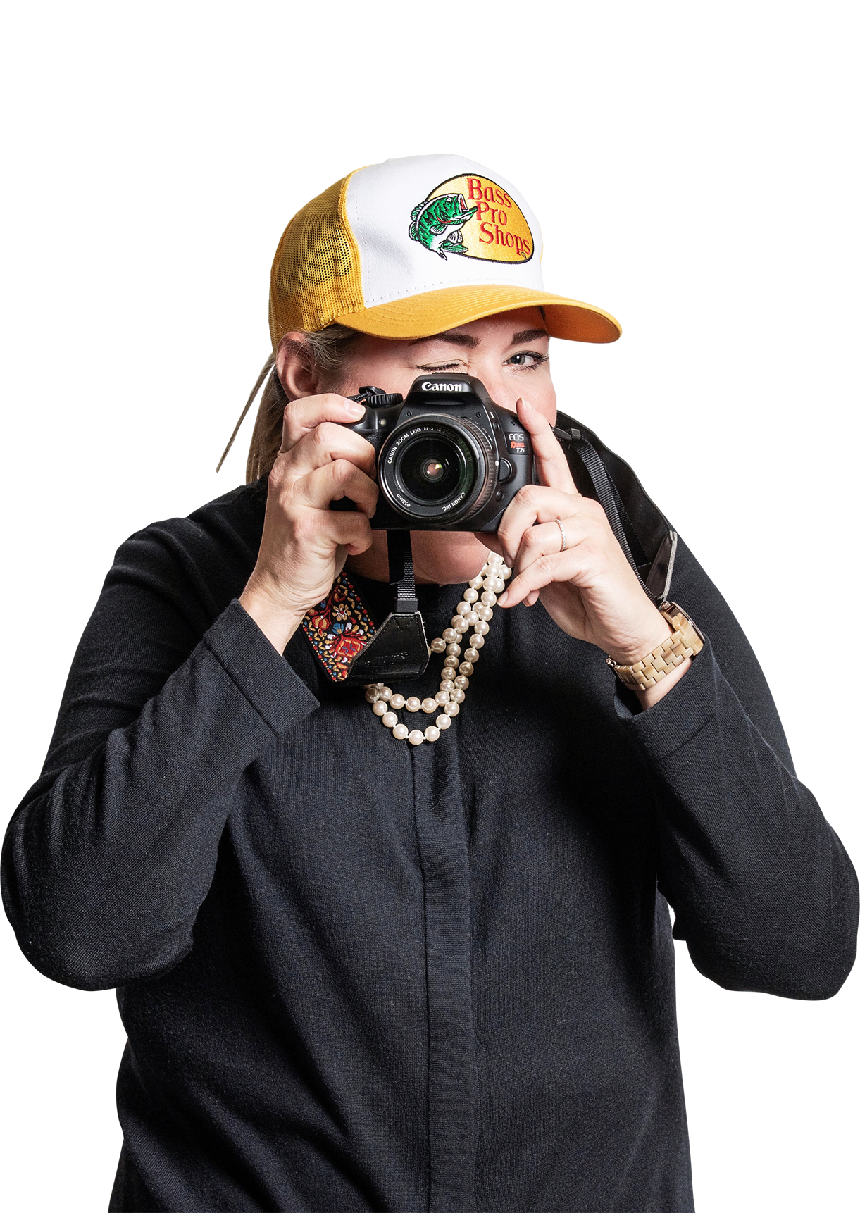 Bio Photo of Jaime Hefner