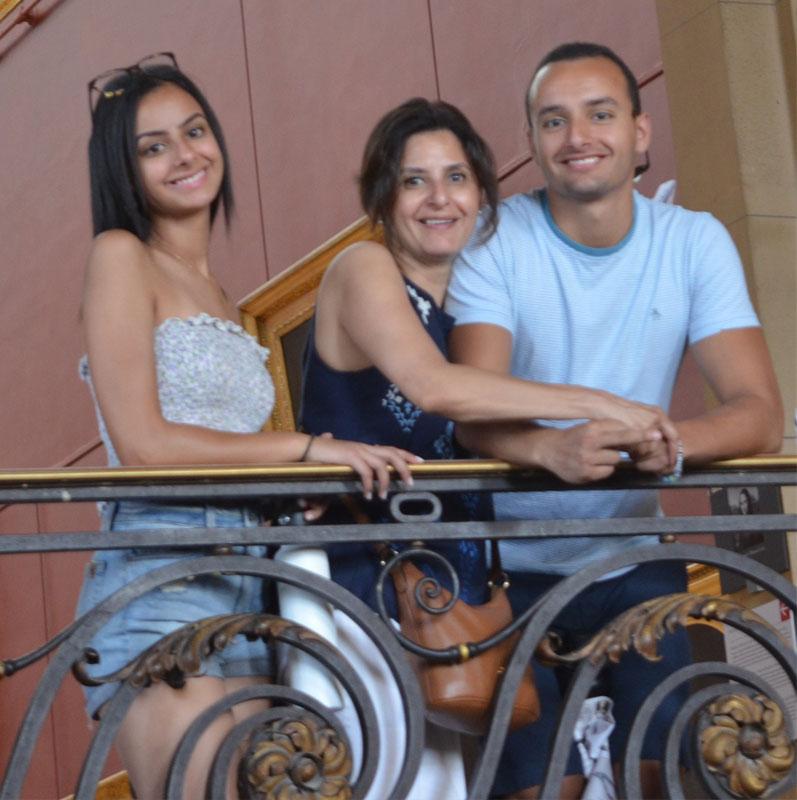 Mena Hanna Family