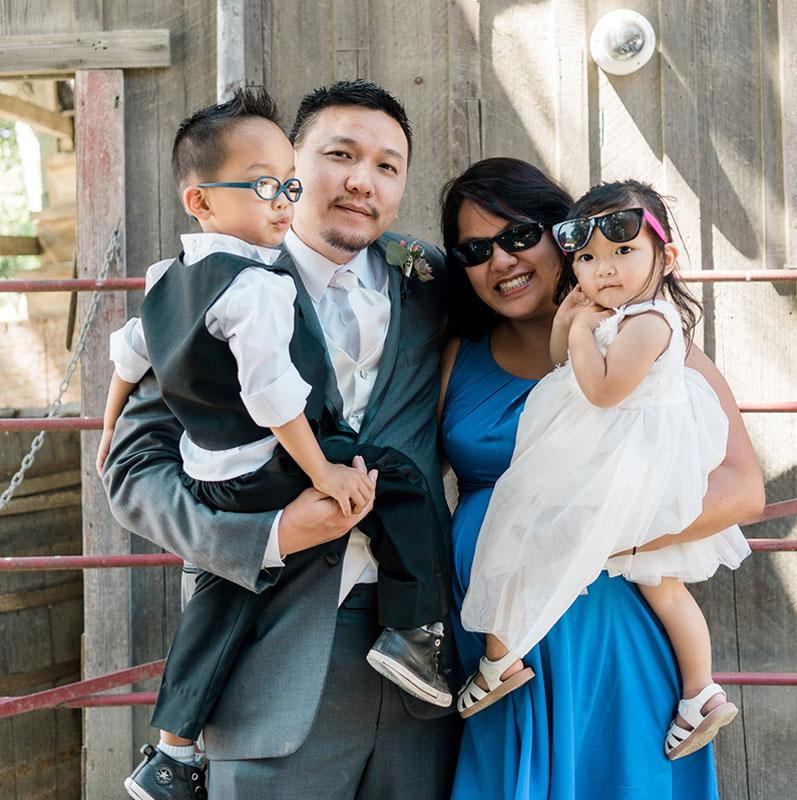 Tammy Lee Family